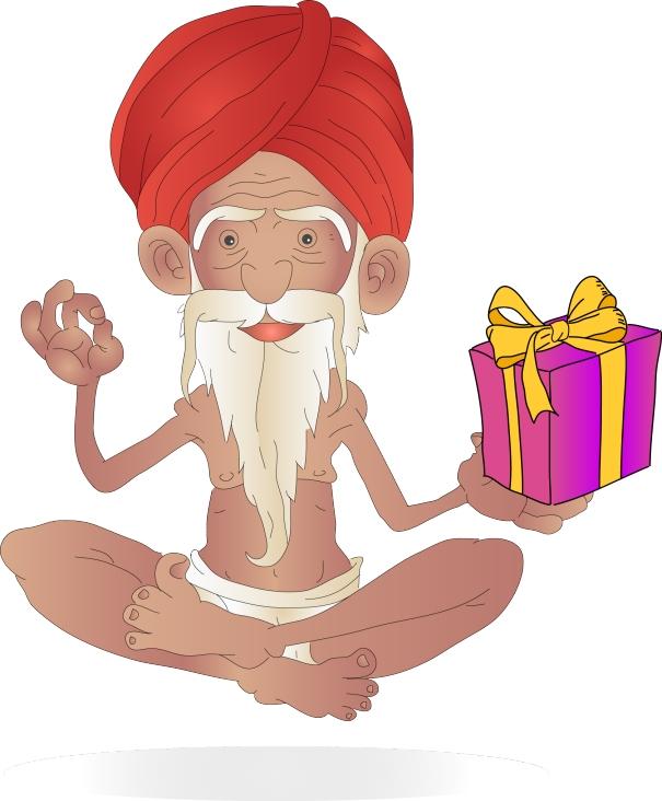 Mein Geschenke-Guru